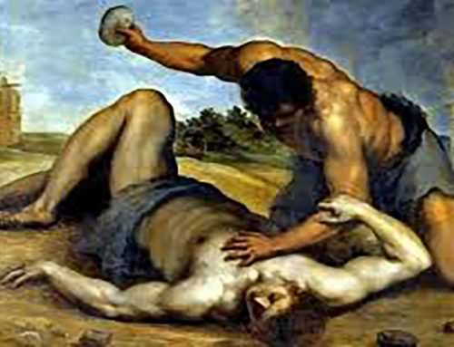 Biblical Series V: Cain and Abel: The Hostile Brothers Transcript