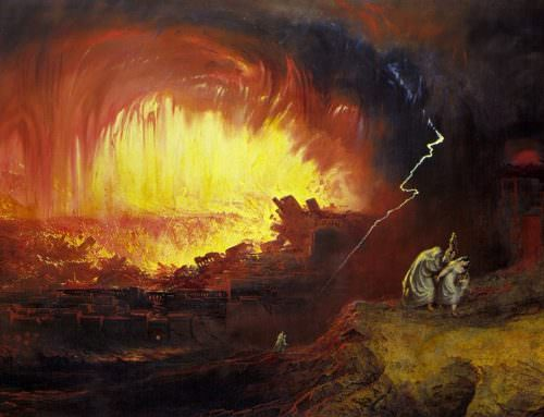 Biblical Series XI: Sodom and Gomorrah Transcript