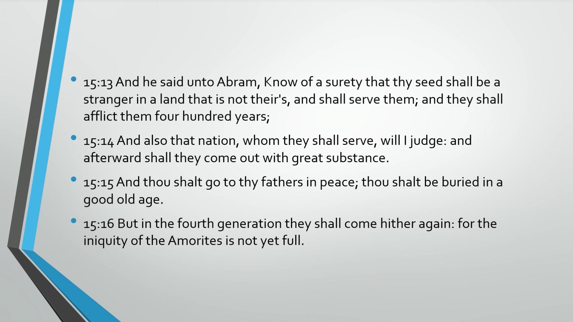Biblical Series X Abraham Father Of Nations Transcript Jordan