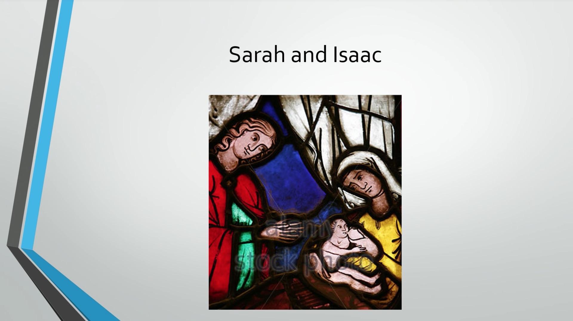 Biblical Series XII: The Great Sacrifice: Abraham and Isaac