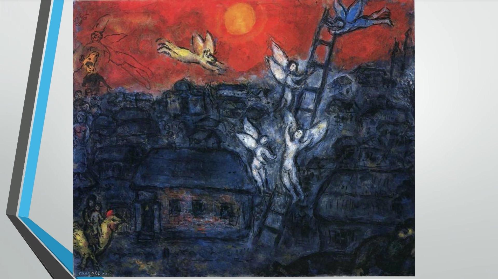 Biblical Series XIII: Jacob's Ladder Transcript | Jordan