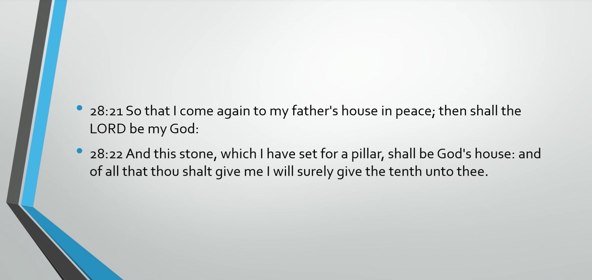 Biblical Series XIV: Jacob: Wrestling with God Transcript