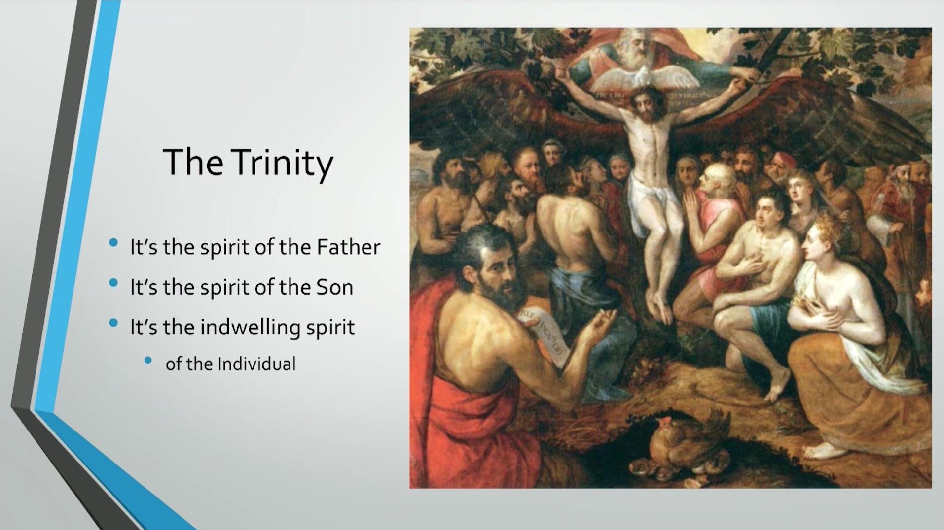 Biblical Series II: Genesis 1: Chaos & Order Transcript