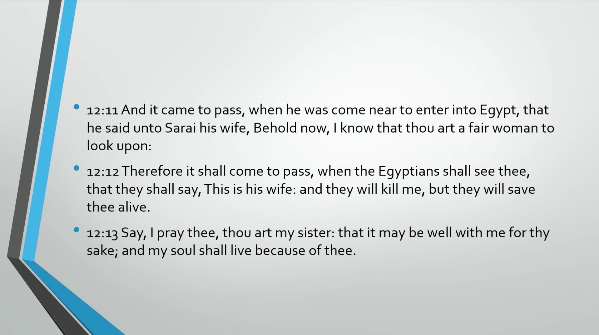 Biblical Series IX: The Call to Abraham Transcript | Jordan