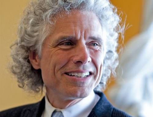 #49 – Steven Pinker: Enlightenment Now