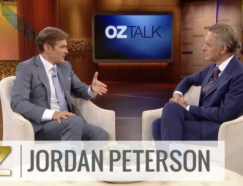 #57 – Dr. Oz – Jordan Peterson's Rules to Live By